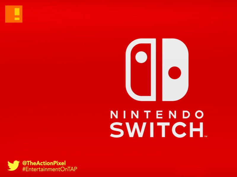 nintendo switch, nintendo, switch , console, system, the action pixel, entertainment on tap,