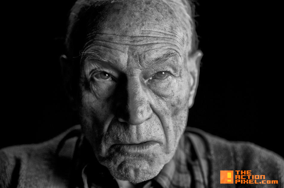 old man logan, patrick stewart, the action pixel, logan, entertainment on tap, the action pixel, professor x, professor xavier, 20th century fox, marvel