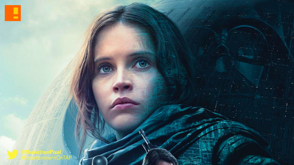 rogue one, star wars, lucasfilm, disney, the action pixel, entertainment on tap, @theactionpixel, rogue one: a star wars story