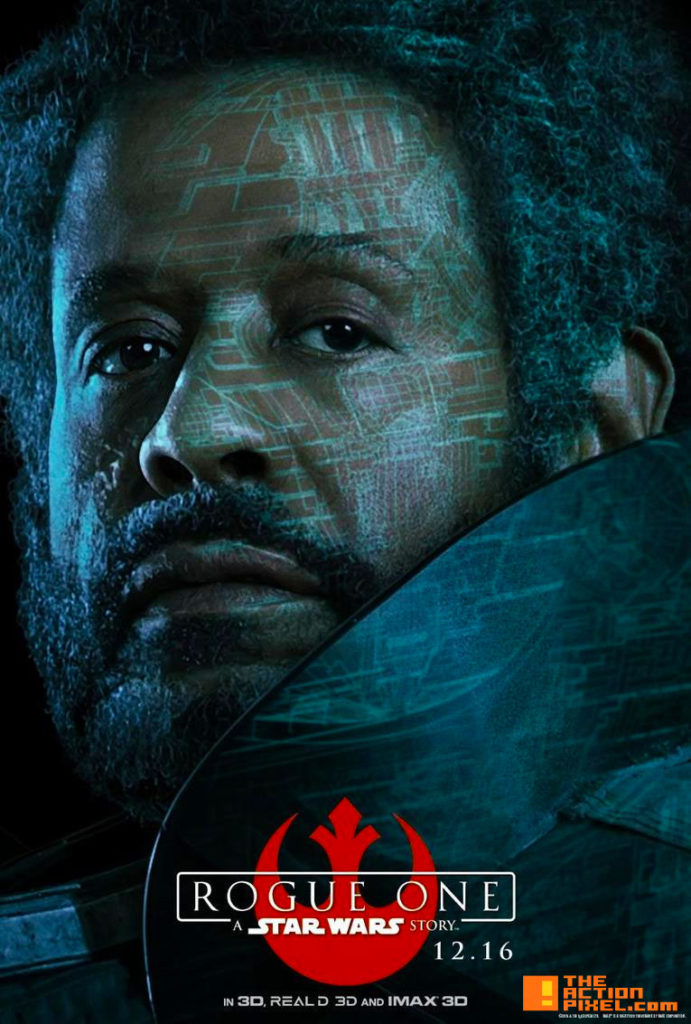 saw gerrera, rogue one, star wars, the action pixel, entertainment on tap, disney, lucasfilm, entertainment on tap