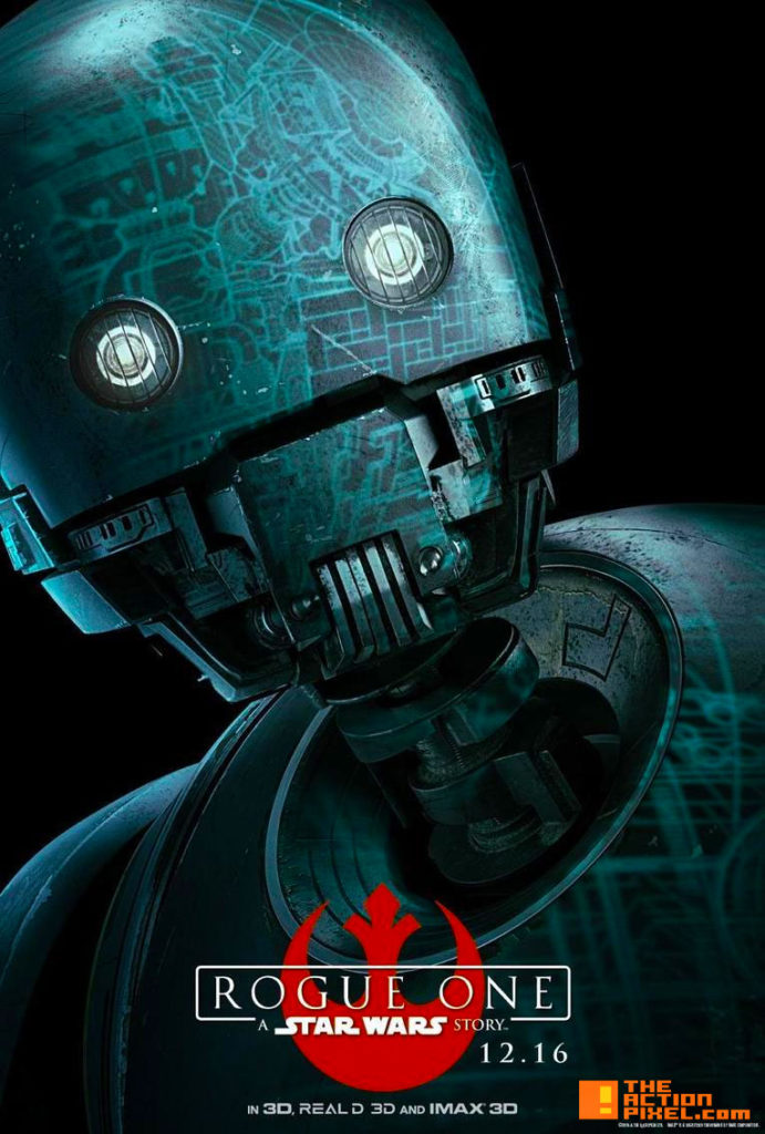 k2so,rogue one, star wars, the action pixel, entertainment on tap, disney, lucasfilm, entertainment on tap
