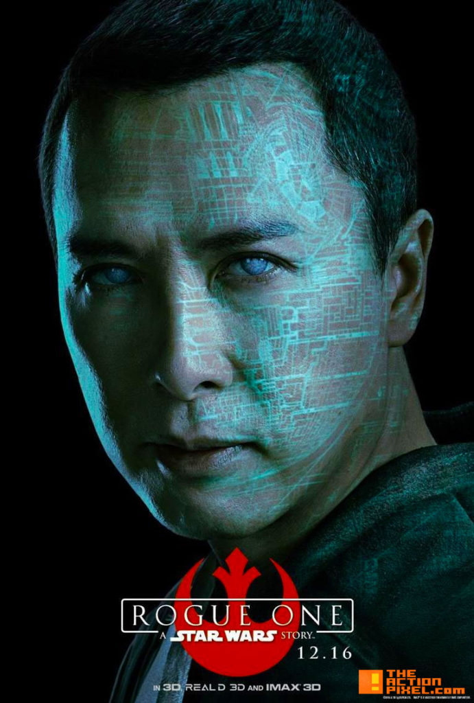chirrut inwe, rogue one, star wars, the action pixel, entertainment on tap, disney, lucasfilm, entertainment on tap