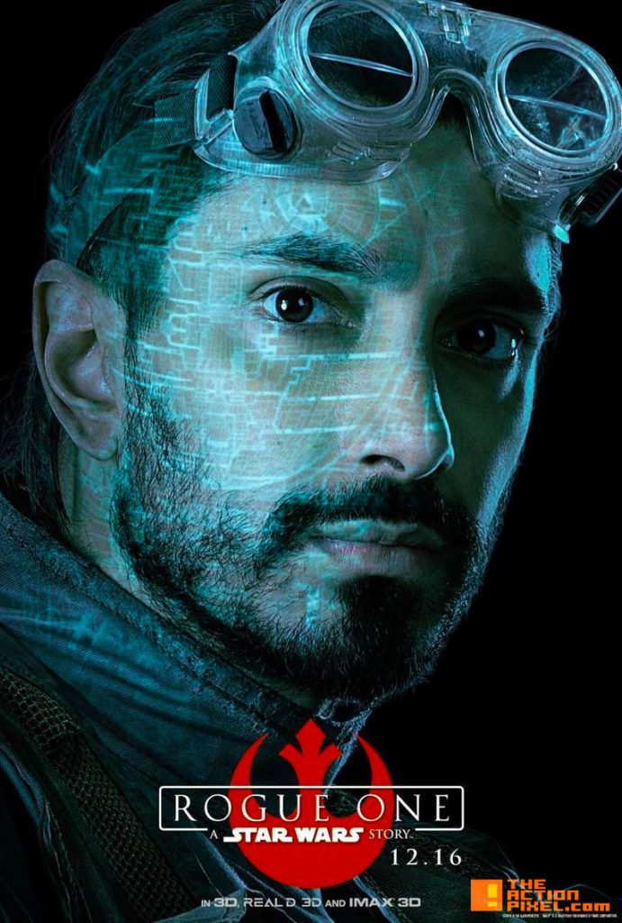 bodhi rook, rogue one, star wars, the action pixel, entertainment on tap