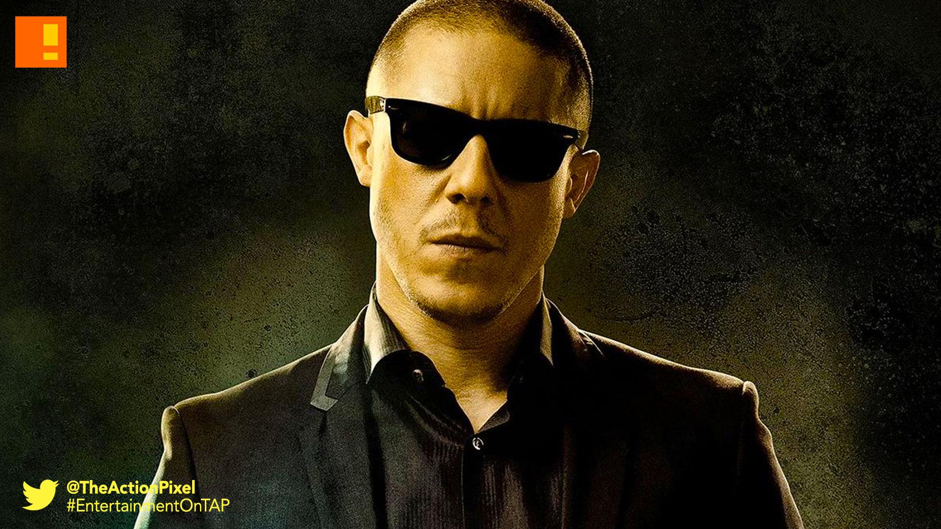 Shades Luke Cage The Action Pixel Alvarez Marvel Netflix