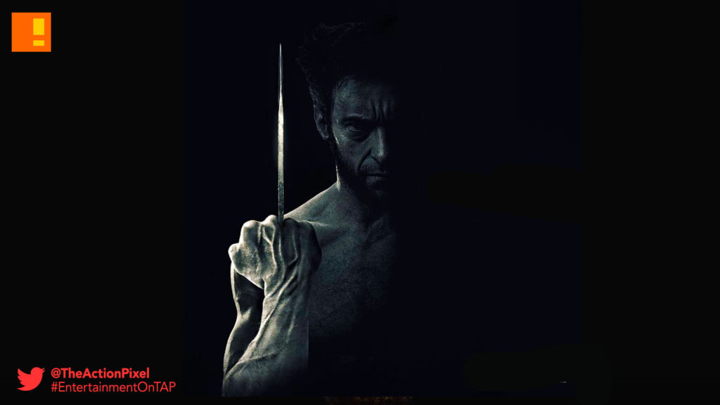 one last time, wolverine, 20th century fox, marvel, the action pixel, @theactionpixel, entertainment on tap, #entertainmentontap,hugh jackman, old man logan, logan,