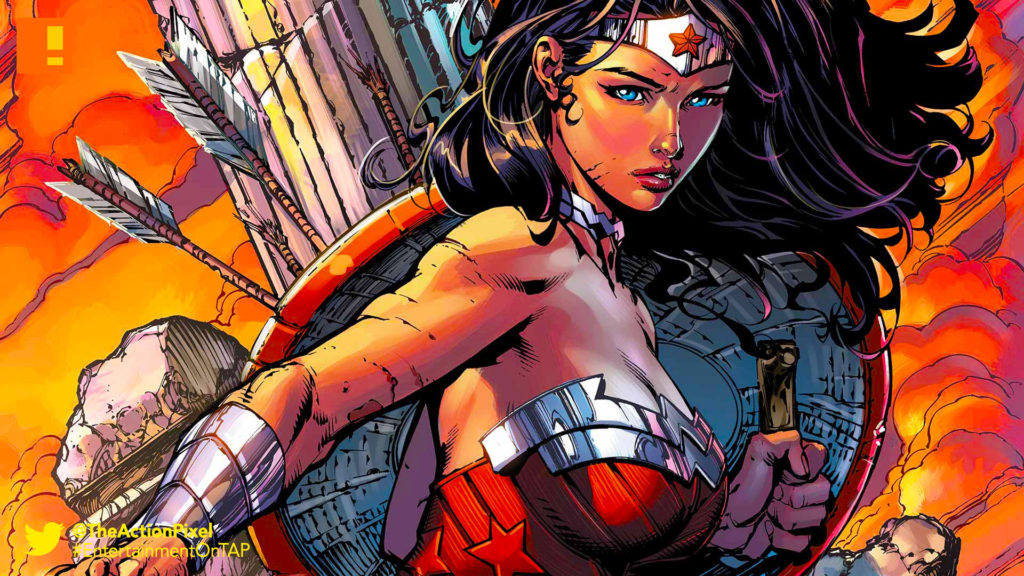 wonder woman, dc comics, the action pixel, entertainment on tap,