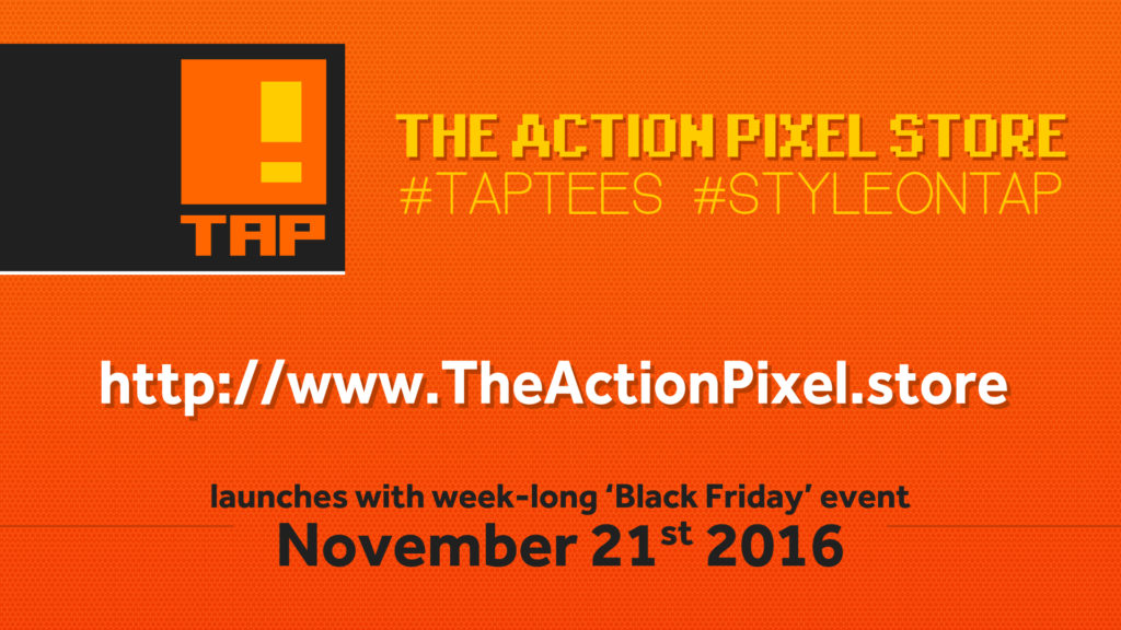 The Action Pixel Store, cool tees, t-shirts, geek, nerd, black friday deals, black friday, design, bespoke, cool t-shirt designs, graphic design, geek culture, tap store, brand, unique, skull tees, skull t-shirt, ugly christmas sweater, santa, christmas, black tee, white tee, black , white, store, shop, discount, deal, cyber monday, design by humans, zazzle ,threadless