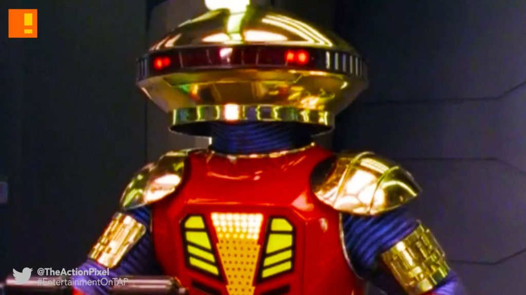 alpha 5, power rangers, power rangers movie, the action pixel, lionsgate, the action pixel, entertainment on tap,