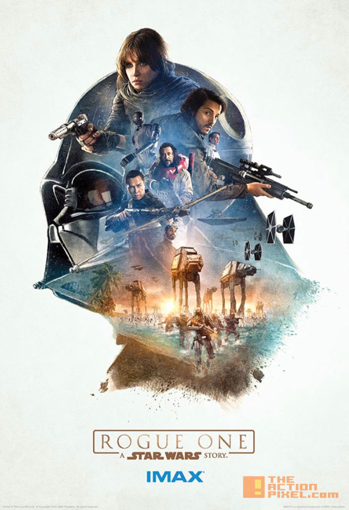 rogue one, star wars, lucasfilm, disney, the action pixel, entertainment on tap, @theactionpixel, rogue one: a star wars story, poster ,darth vader,