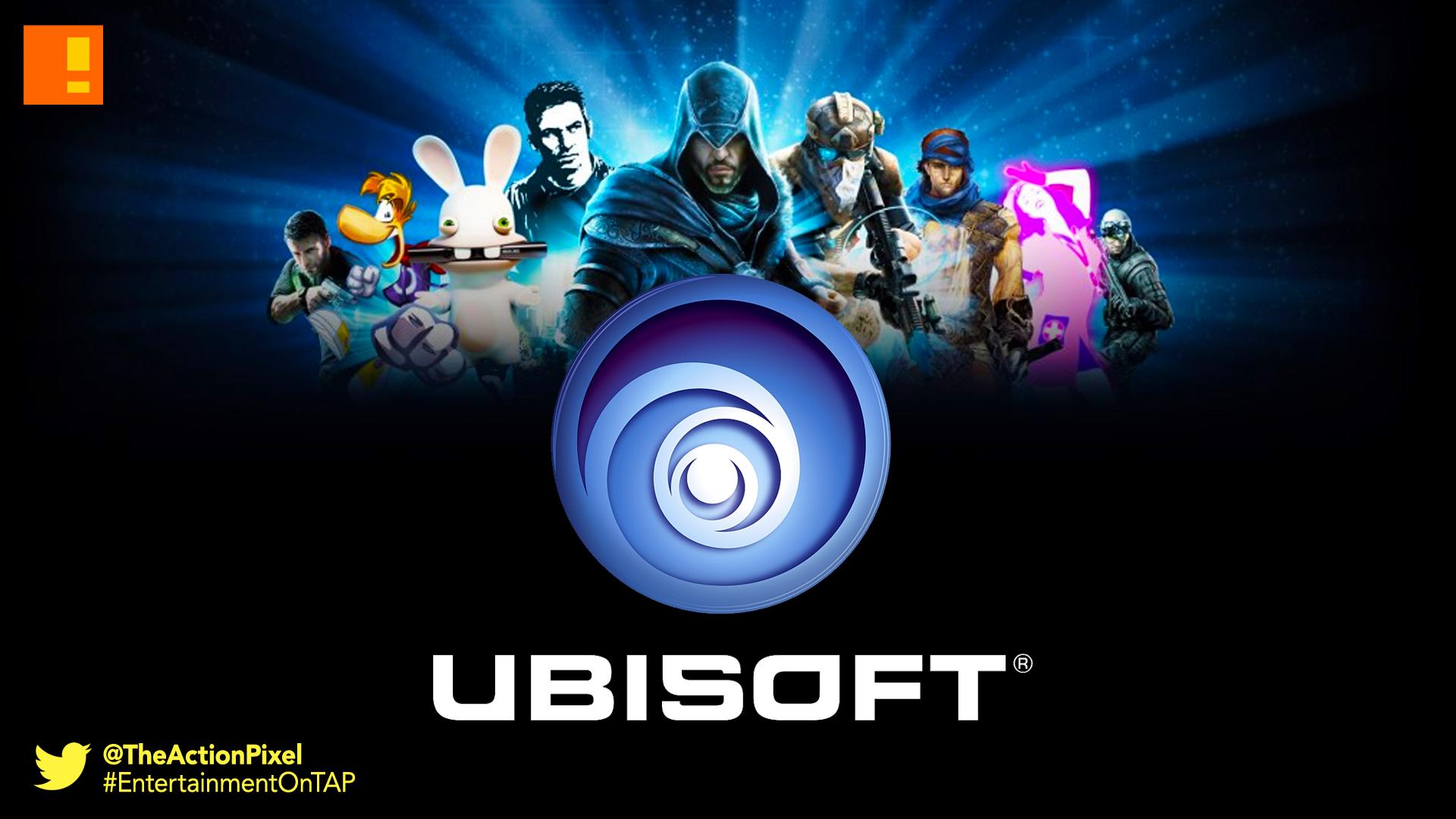 Конференции Ubisoft на E3 2017 на русском языке.
