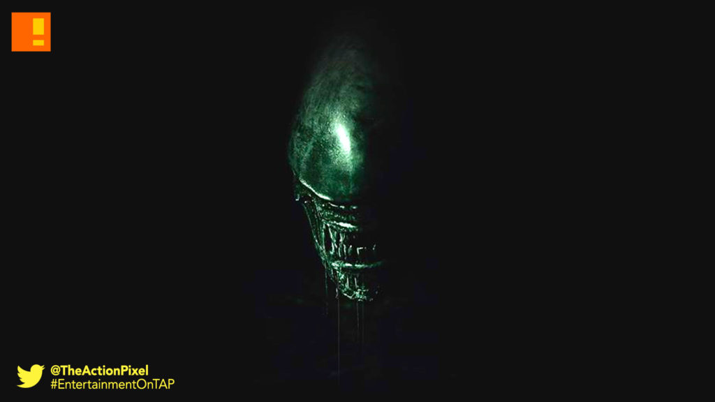 alien covenant , poster, 20th century fox, xenomorph, entertainment on tap