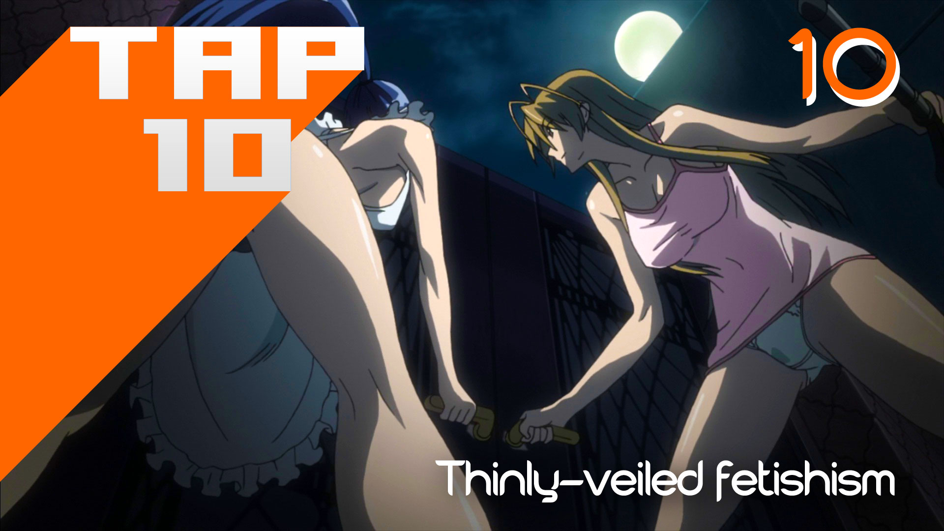 Anime Tropes The Action Pixel Tap 10 Theactionpixel