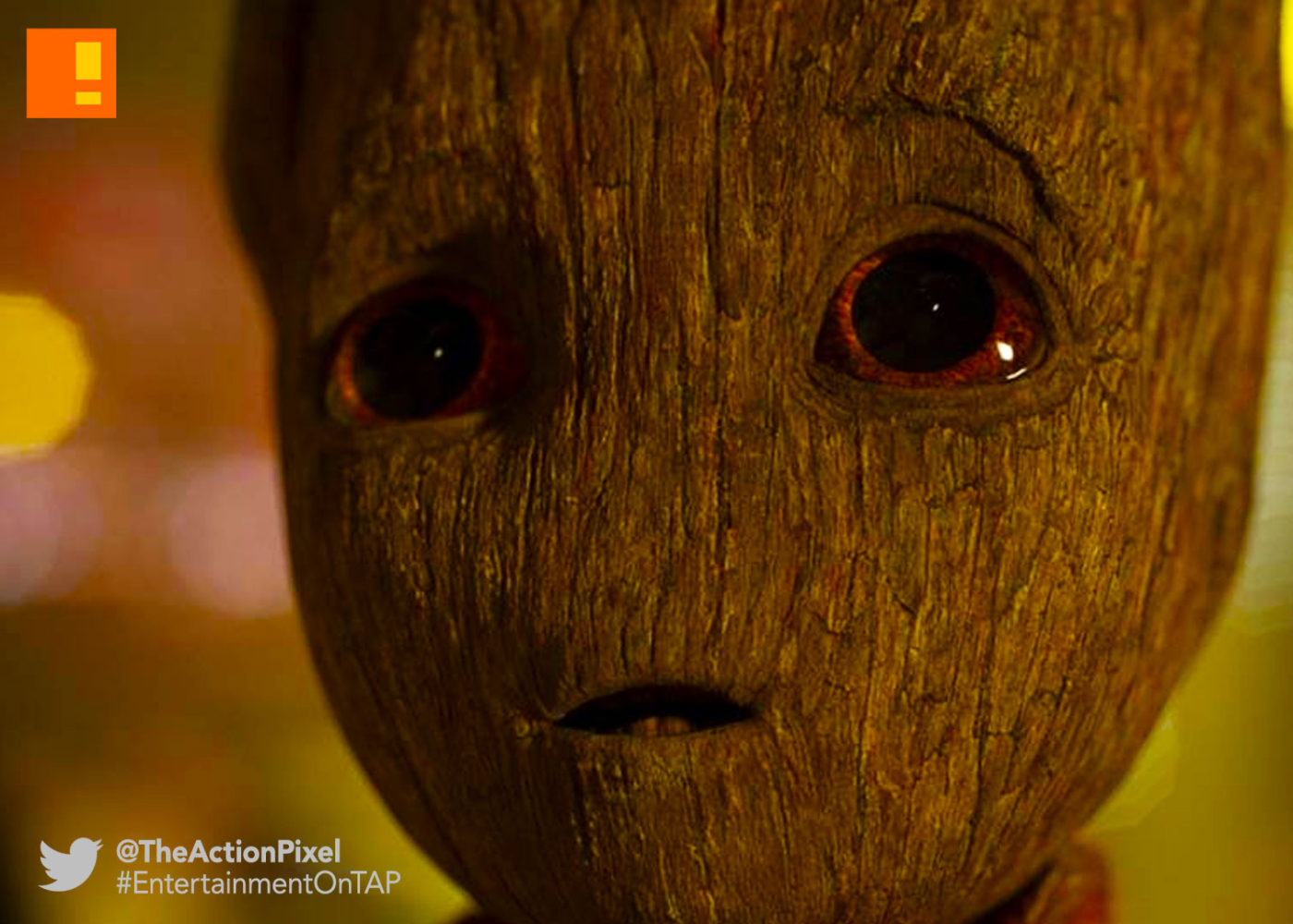 baby groot, baby groot, starlord, gamora, drax, gotg, gotg vol. 2 , guardians of the galaxy, guardians of the galaxy vol. 2, entertainment on tap, marvel, marvel studios , marvel comics, teaser trailer, entertainment on tap, the action pixel