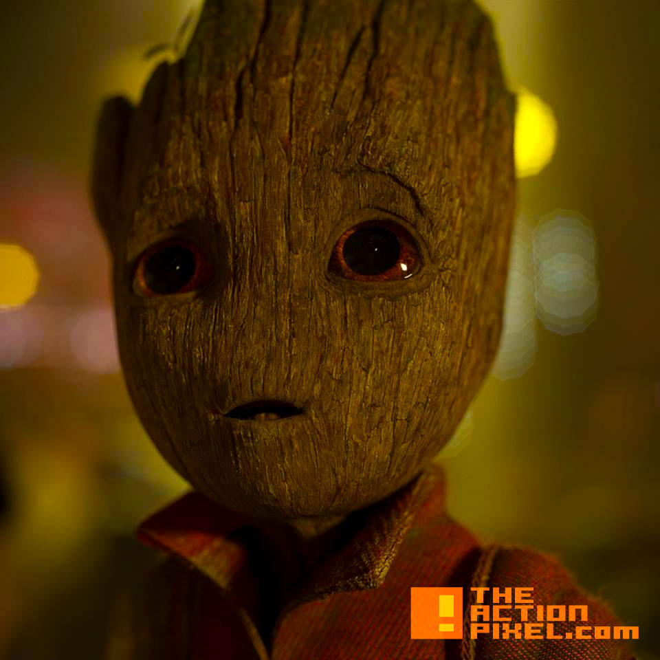 baby groot, baby groot, starlord, gamora, drax, gotg, gotg vol. 2 , guardians of the galaxy, guardians of the galaxy vol. 2, entertainment on tap, marvel, marvel studios , marvel comics, teaser trailer, entertainment on tap, the action pixel, groot,