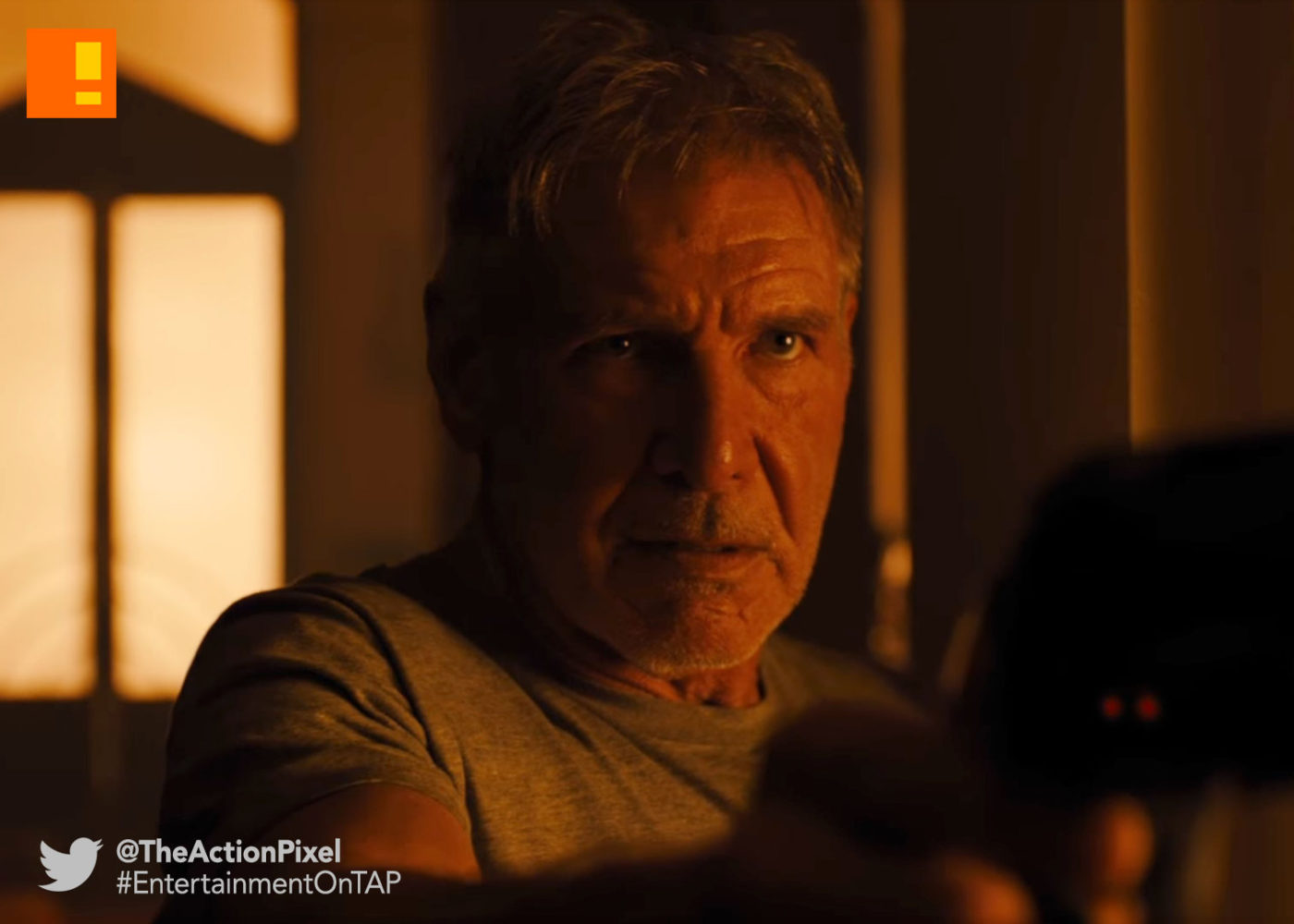 blade runner 2049, ryan gosling, harrison ford, trailer, sony, columbia, icon, warner bros. entertainment , the action pixel, entertainment on tap, rick deckard,