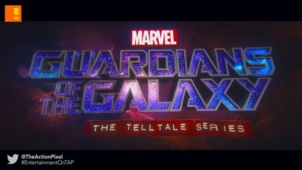 gotg, telltale games, telltale series, marvel, guardians of the galaxy, entertainment on tap, the action pixel,