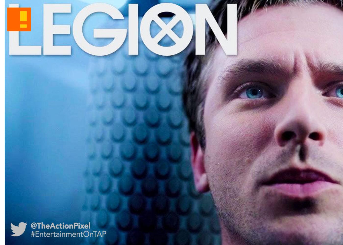 legion, david haller, fox, marvel, the action pixel, evolve, trailer, entertainment on tap