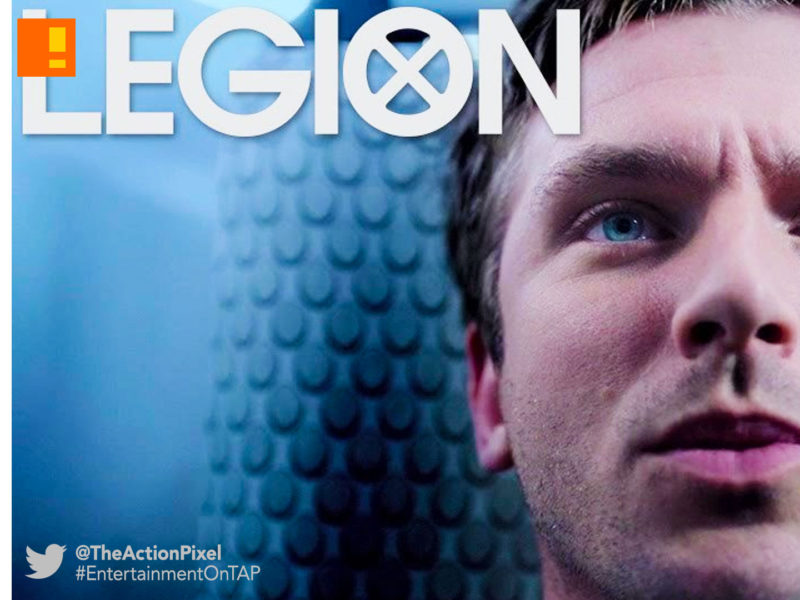 legion, david haller, fox, marvel, the action pixel, evolve, trailer, entertainment on tap
