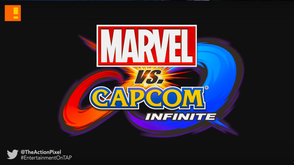 marvel Vs. Capcom, infinite, metroid, ryu, carol Danvers, iron man, tony starks, ms. marvel, entertainment on tap, marvel, capcom, trailer, marvel vs. capcom: infinite, the action pixel, entertainment on tap, mega man