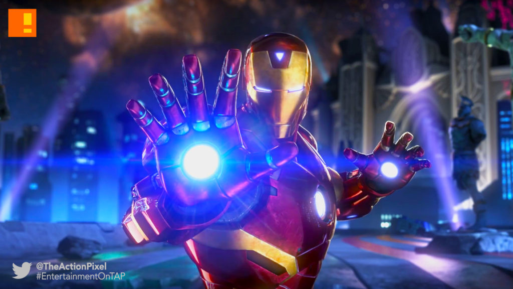 marvel Vs. Capcom, infinite, metroid, ryu, carol Danvers, iron man, tony starks, ms. marvel, entertainment on tap, marvel, capcom, trailer, marvel vs. capcom: infinite, the action pixel, entertainment on tap