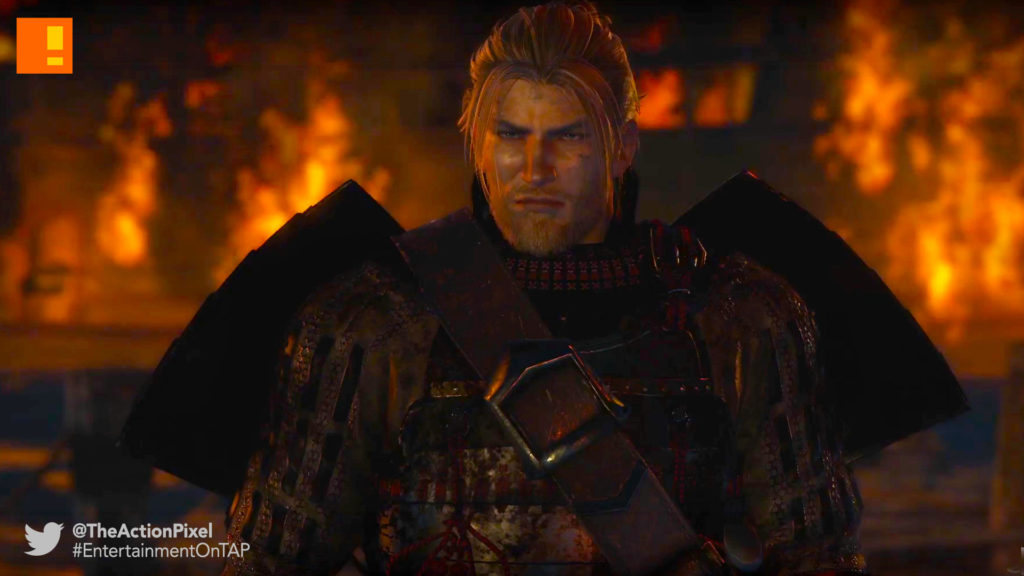 nioh, koei tecmo, the action pixel, psx, playstation experience, entertainment on tap, the action pixel
