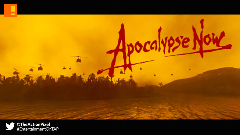 apocalypse now, video game, the action pixel, entertainment on tap, the action pixel