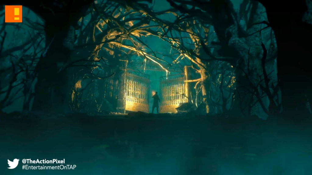 call of cthulhu, cthulhu, call of cthulhu: the official video game, trailer, winter trailer, cthulhu, playstation, the action pixel, entertainment on tap,