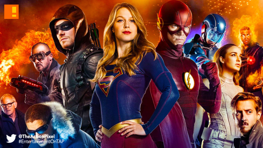 dc tv, dc comics, supergirl, lucifer, fox, supergirl, the flash, arrow, legends of tomorrow