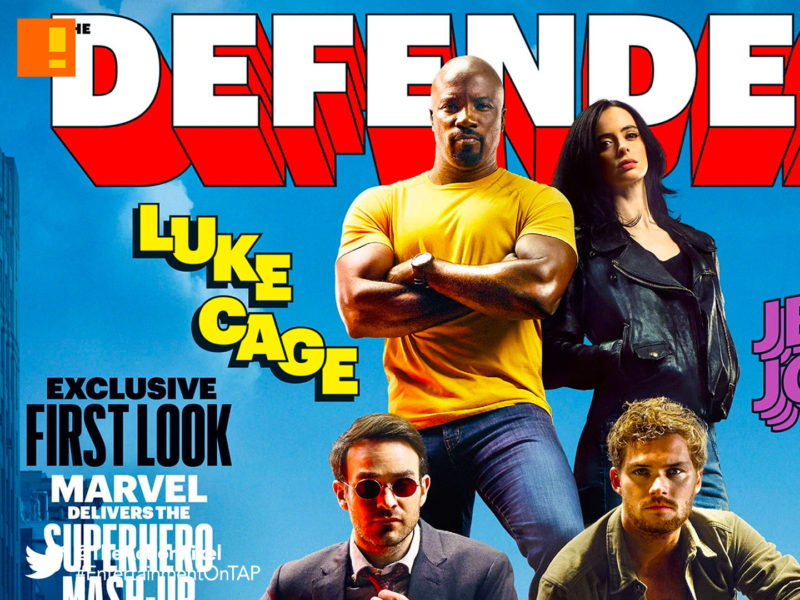 ew, entertainment weekly, the defenders, the action pixel, marvel, netflix, marvel comics, entertainment on tap