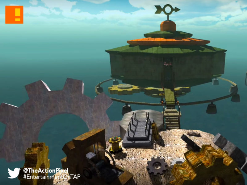 myst, realMyst, android, trailer, entertainment on tap, the action pixel