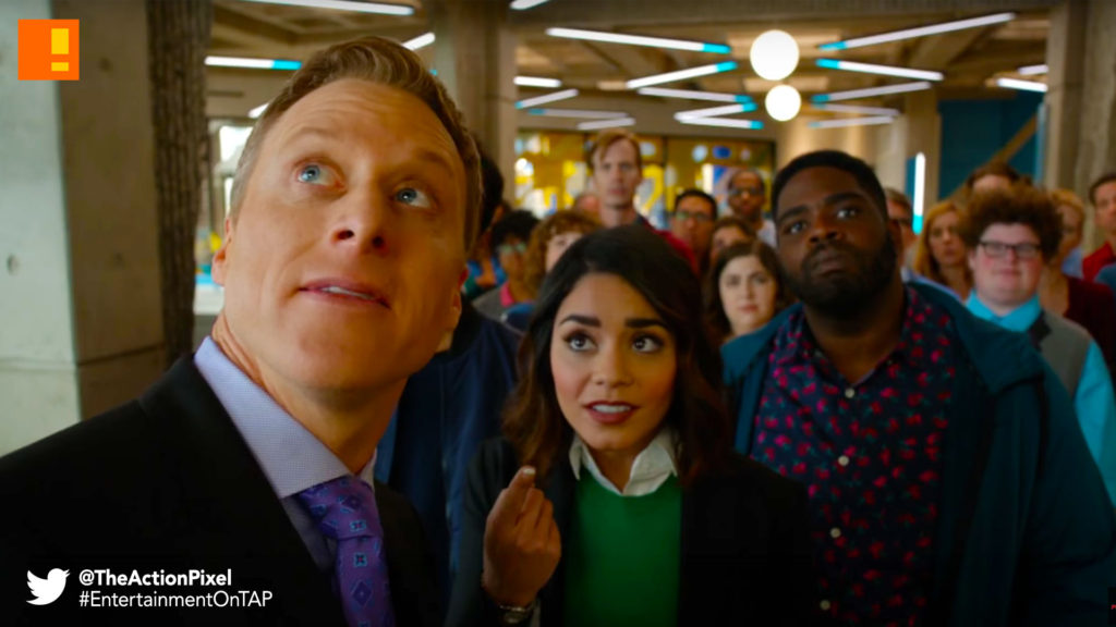 powerless, dc comics, the action pixel, entertainment on tap,