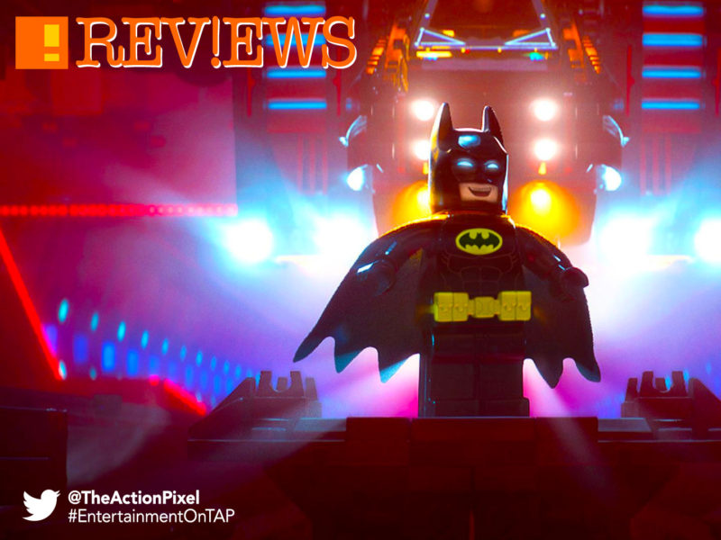 batman, tap reviews, the action pixel, entertainment on tap, tap reviews, dc comics, warner animation group, warner bros. animation, warner bros. entertainment , warner bros., warner bros, joker, batman, the lego batman movie, lego batman, rosario dawson, batgirl, will arnett, robin, zach galifianakis, alfred, batgirl,