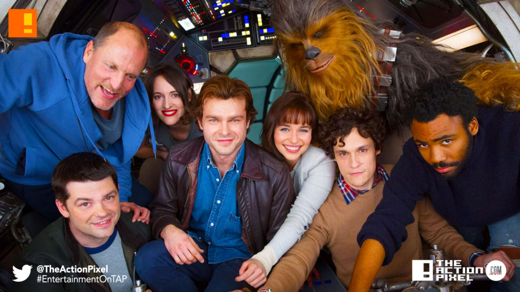 alden ehrenreich, han solo, the action pixel, star wars, solo movie, han solo solo movie, a star wars story, entertainment on tap, donald glover,woody harrelson