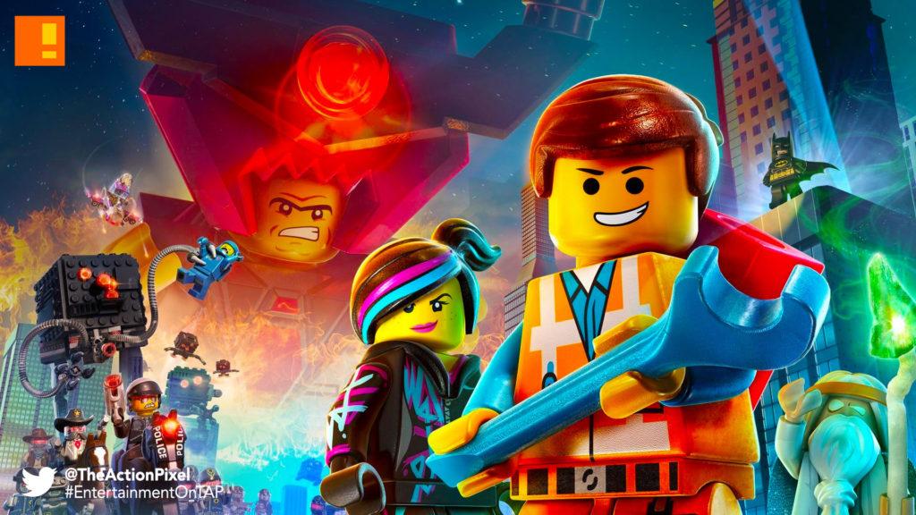 the lego movie, wb, lego, dc comics, the action pixel, @theactionpixel, entertainment on tap,