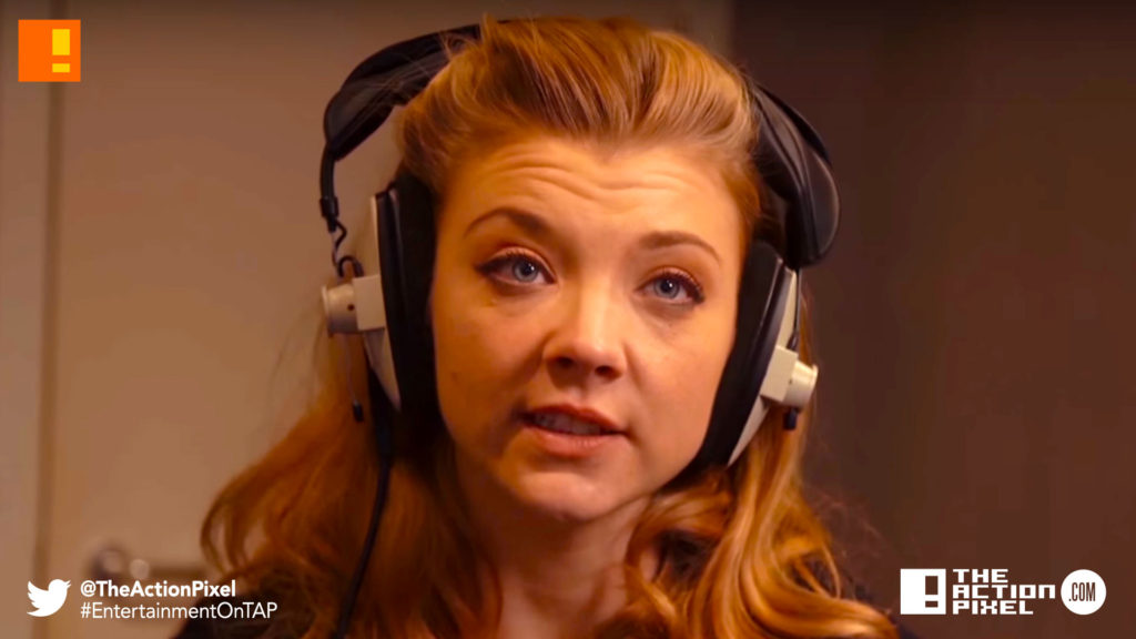 natalie dormer, game of thrones, asari, Dr Lexi T'Perro,mass effect, mass effect andromeda, andromeda, ea, electronic arts, the action pixel, entertainment on tap