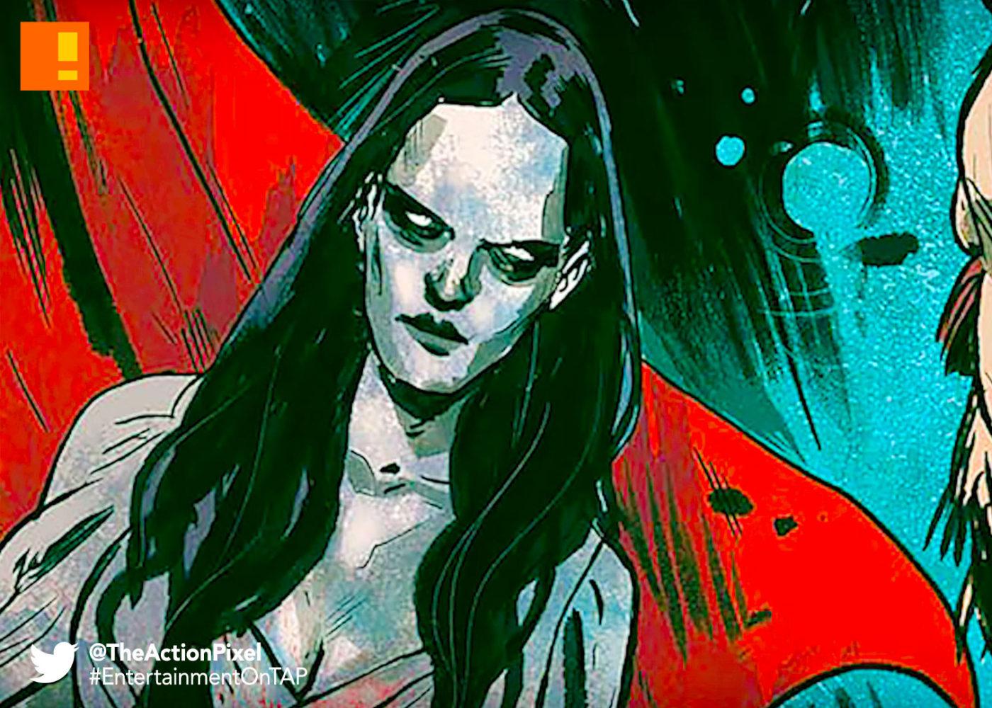 penny dreadful, the awaking, the action pixel, titan comics, showtime ,