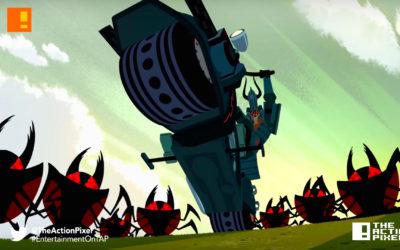 samurai jack, season 5, the action pixel, entertainment on tap, adult swim, cartoon network, the action pixel