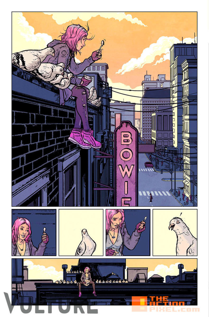 ,Raul Allen, secret weapons, valiant comics, arrival,  Eric Heisserer, the action pixel, entertainment on tap