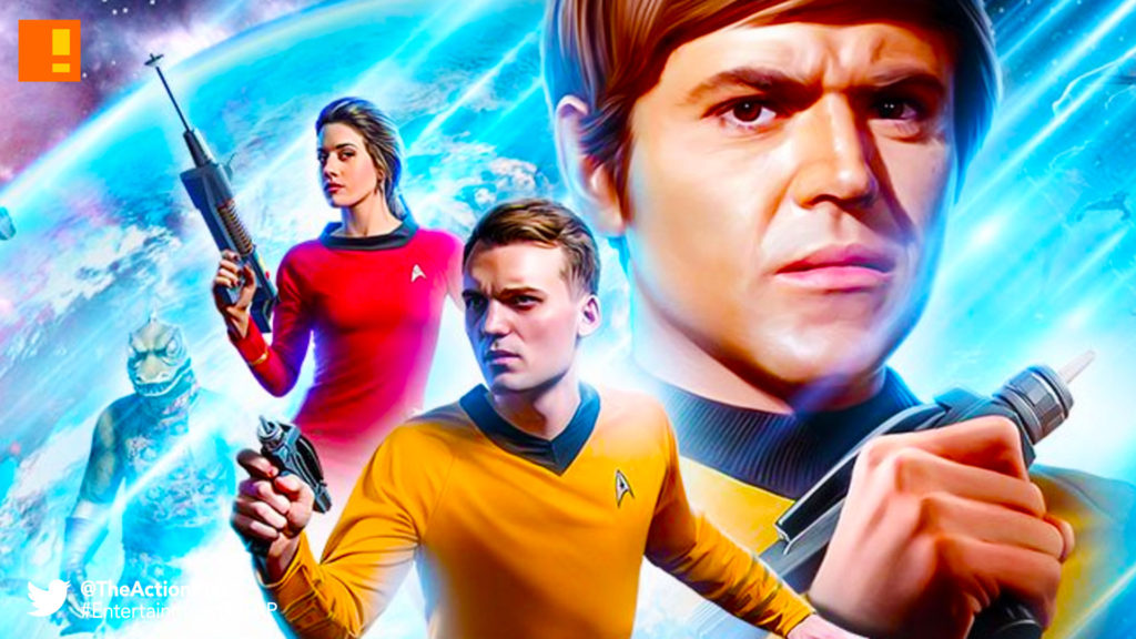 Star Trek Online: Agents of Yesterday, star trek online, perfect world entertainment inc, the action pixel, entertainment on tap