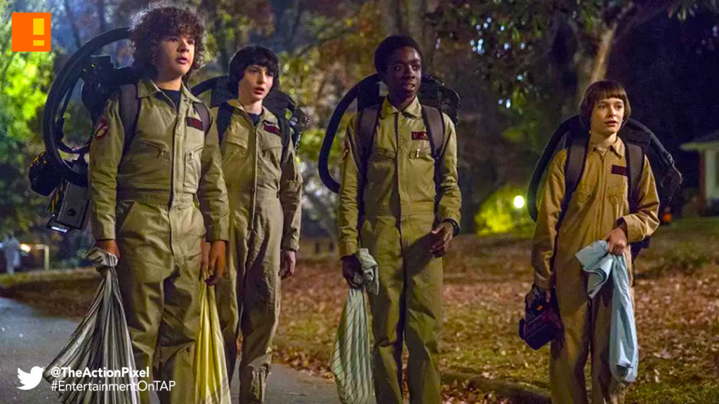 eleven, stranger things 2, netflix, the action pixel, entertainment on tap,stranger things