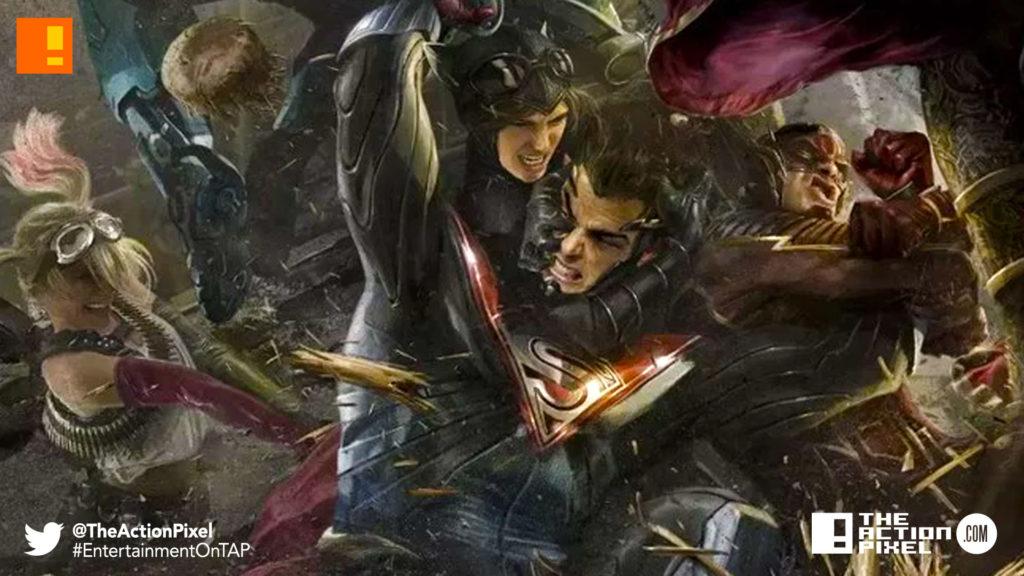 superman, injustice 2, wb games, netherrealm studios, the action pixel, dc comics, warner bros. entertainment , the action pixel, superman, dc comics