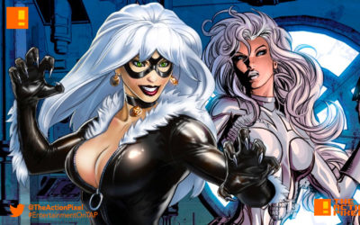 black cat, white sable, sony, marvel, marvel comics, spin-off, spider-man, the action pixel, entertainment on tap,