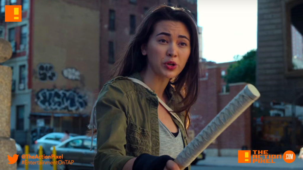 colleen wing, iron fist, marvel, netflix, the action pixel, clip, exclusive, finn jones, entertainment on tap, the action pixel