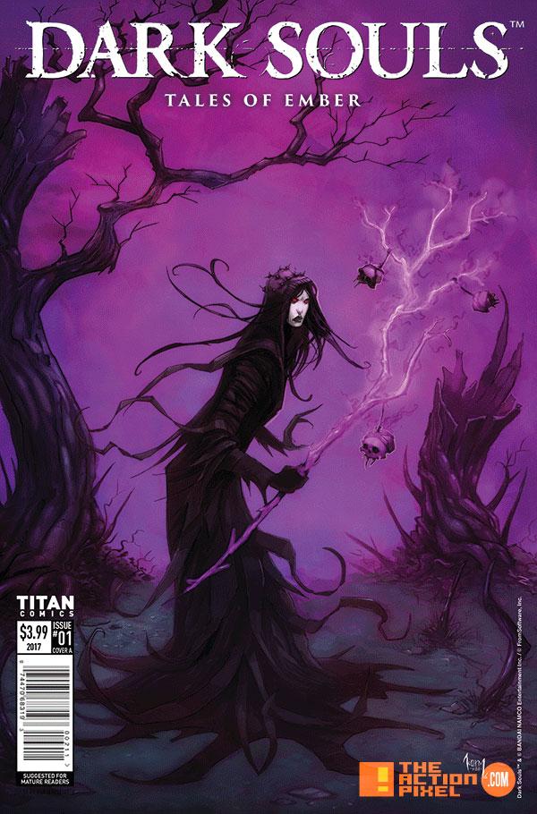dark souls, tales of ember, dark souls: tales of ember, bandai namco, bandai namco entertainment , the action pixel, entertainment on tap,Damien Worm