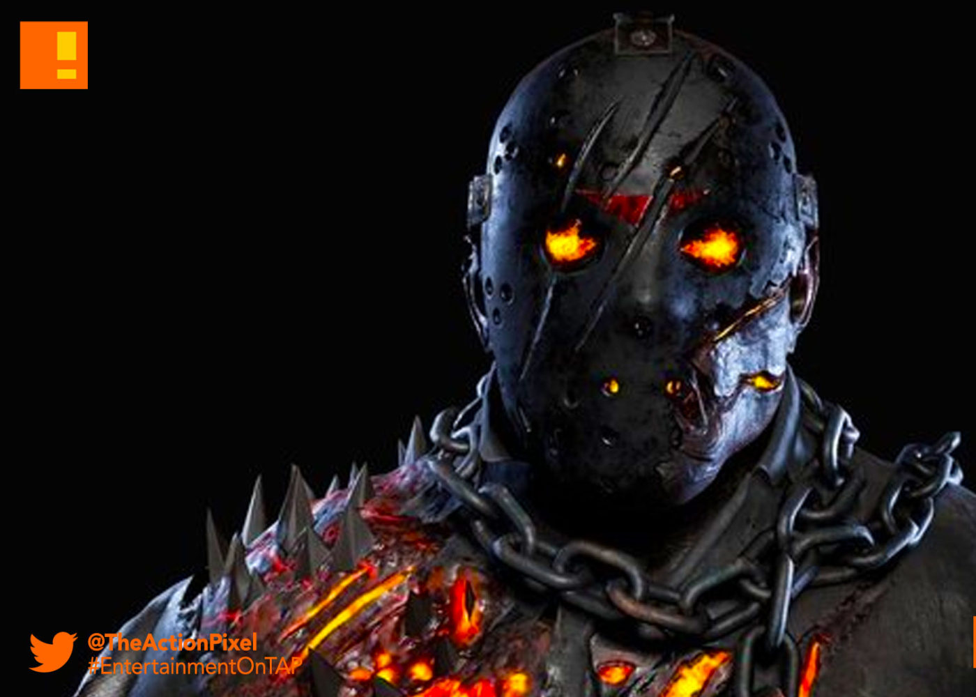jason voorhees,friday the 13th, friday the 13th: the game, friday 13th, Tom Savini, gun media