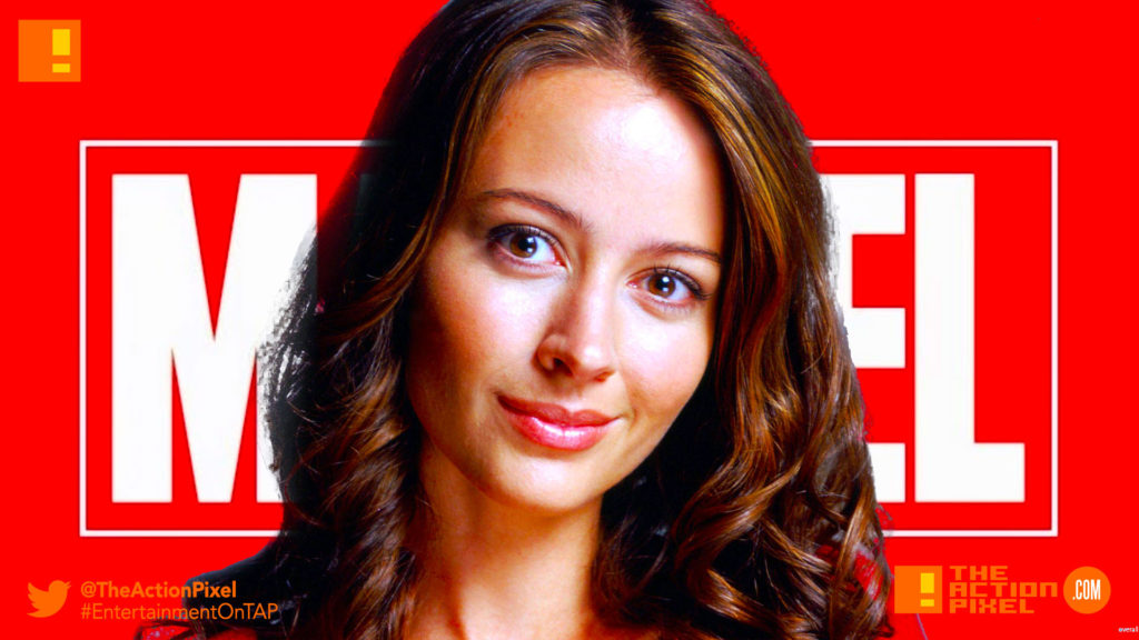 marvel, amy acker, the action pixel, entertainment on tap,