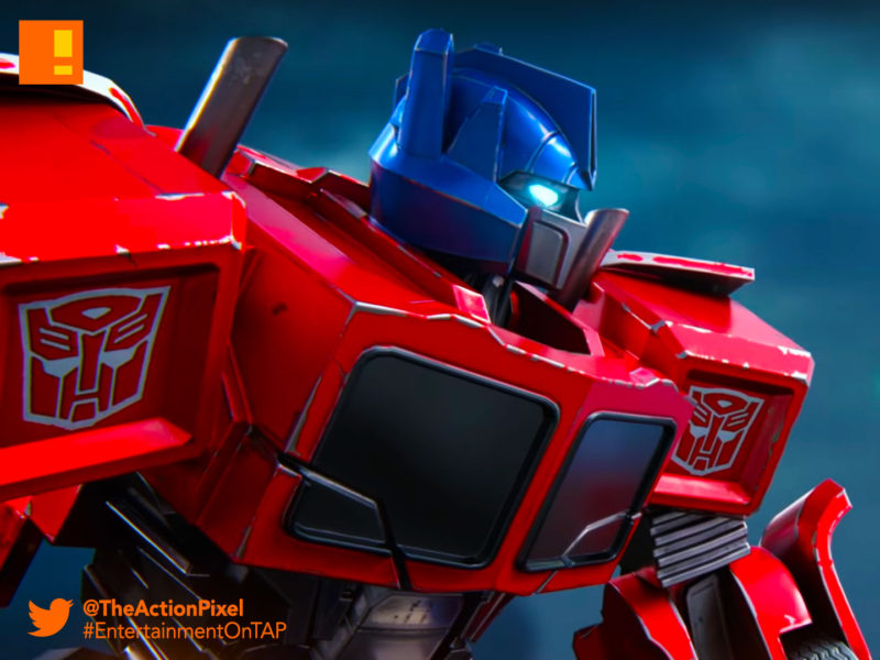 transformers, forged to fight, kabam, trailer, autobots, decepticons, roll out, entertainment on tap, the action pixel
