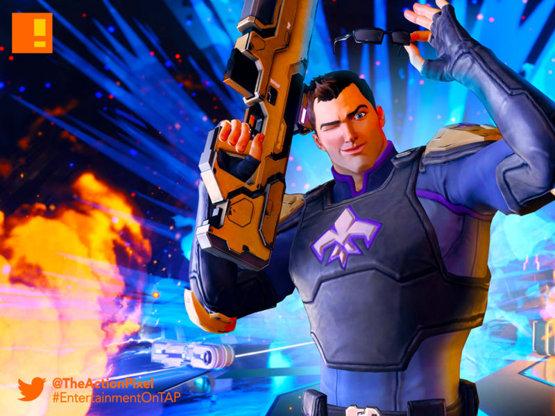 agents of mayhem, volition, deep silver, the action pixel, bad vs evil, trailer, entertainment on tap,