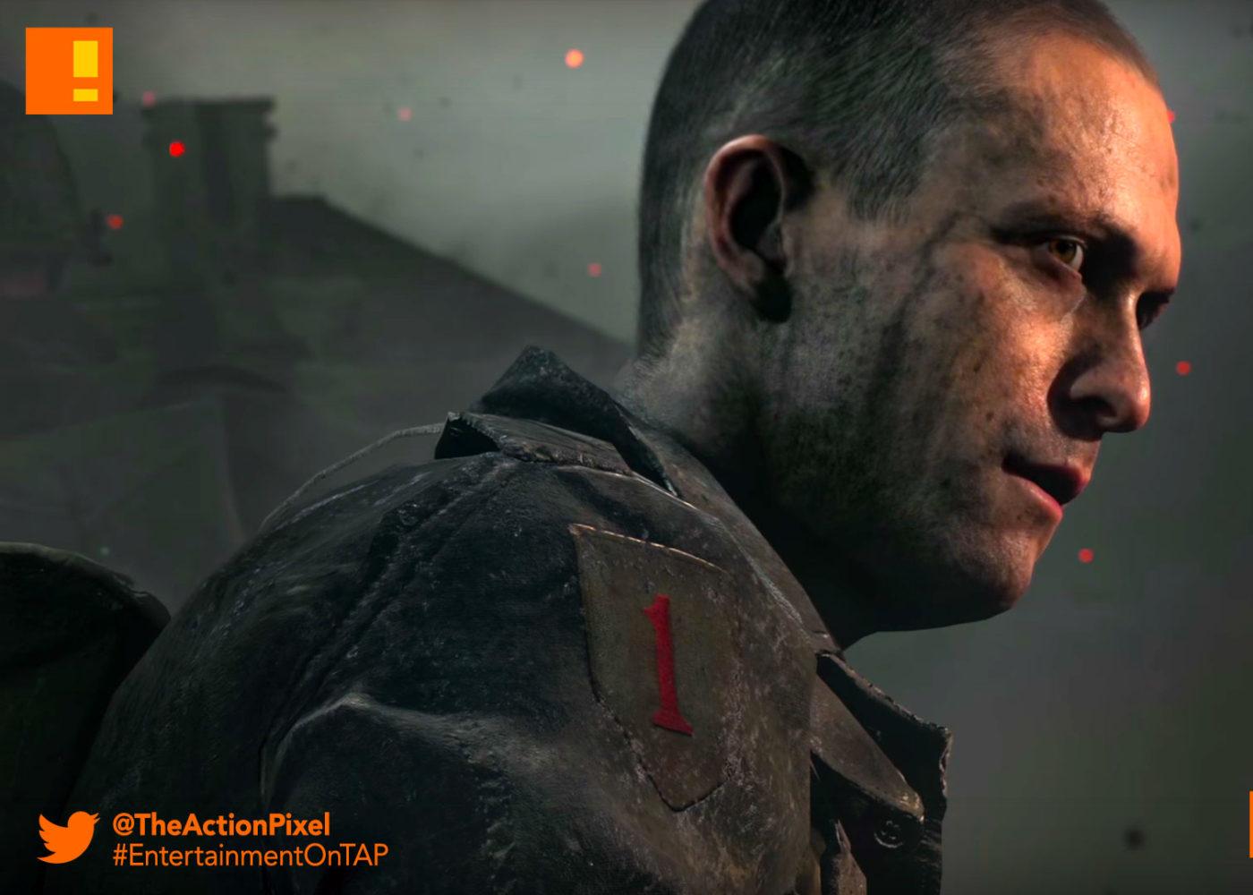 cod, ww2, call of duty, call of duty ww2, world war 2, trailer, reveal trailer,sledgehammer games,