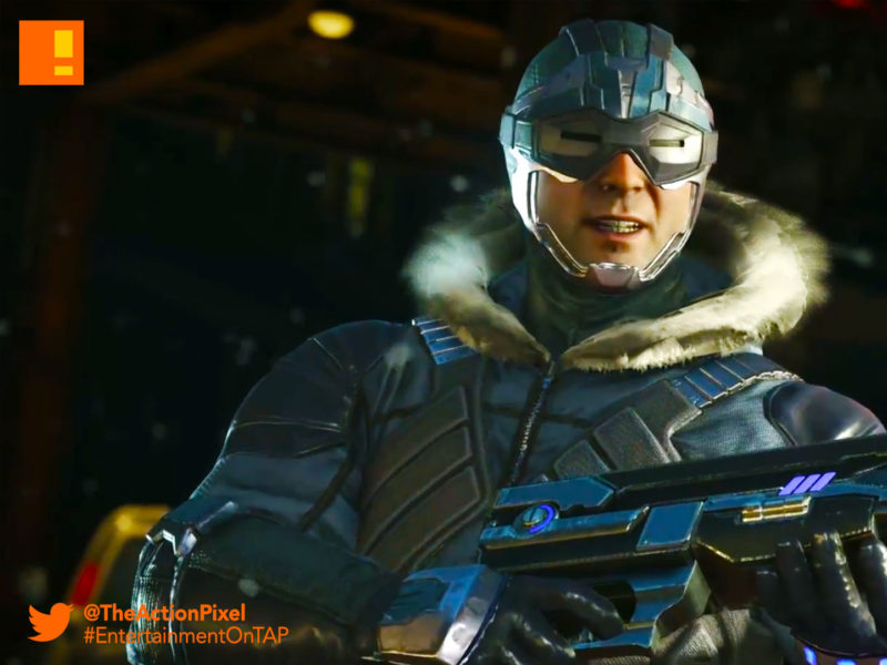 captain cold, injustice 2, the action pixel, netherrealm studios, wb games, dc comics, warner bros,